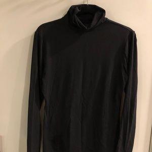 Long sleeve black turtleneck, Gap